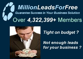 million leads for free site