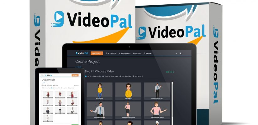 videopal, avatars, animation software
