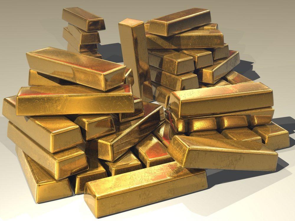 gold, get rich, wealth