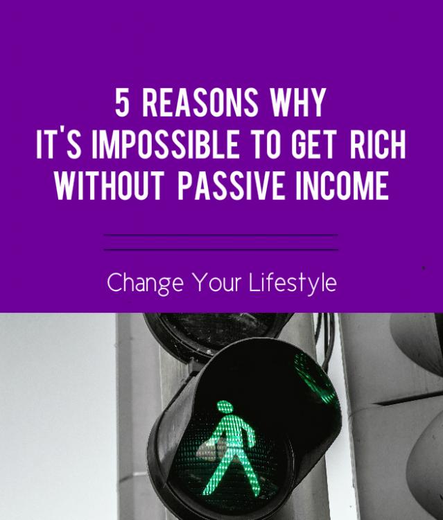 passive income, get rich, residual income