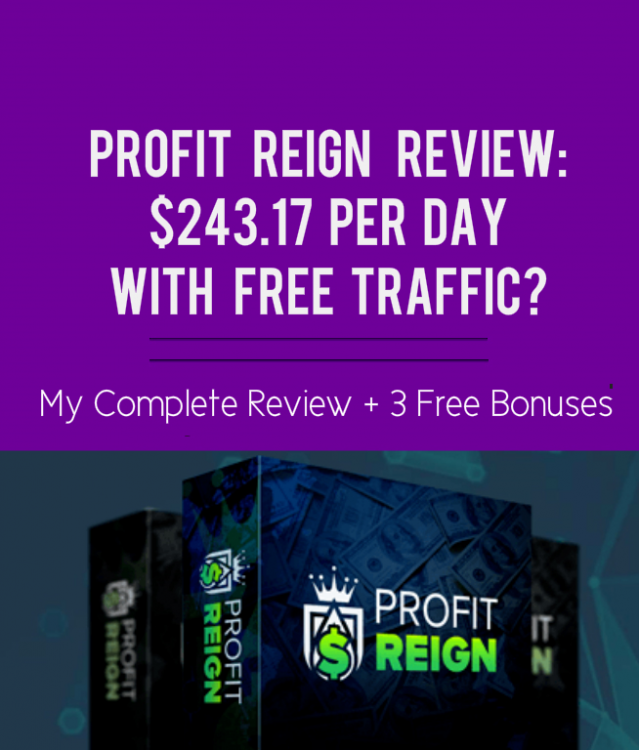 profit reign blog post, profit reign review, profit reign blog post image