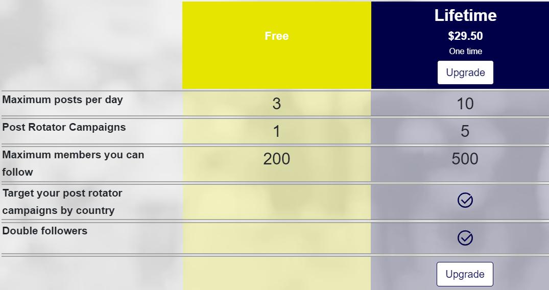 cashjuice upgrade options, cashjuice upgrade