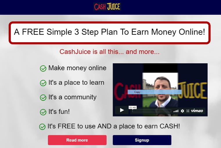 cashjuice, cashjuice review