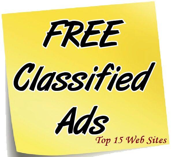 free classified ads, classified ads
