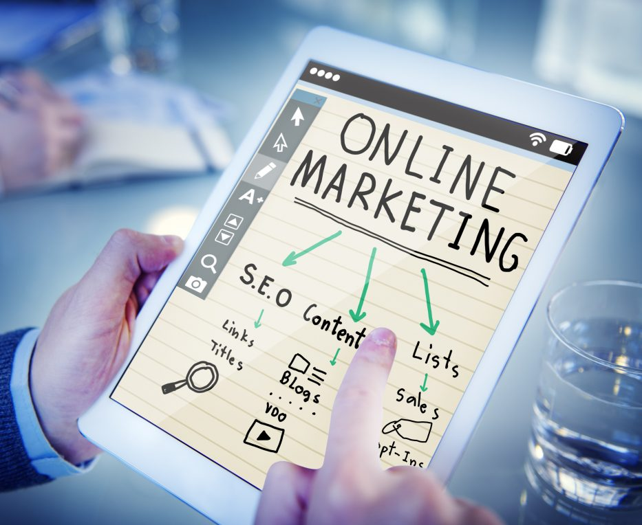 online marketing, seo, google ranking