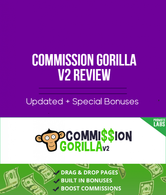 commission gorilla blog post image, featured image