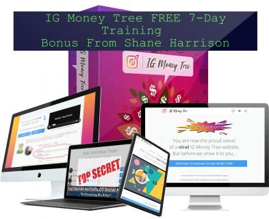 IG Money Tree training bonus