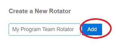 new rotator tpm rotator