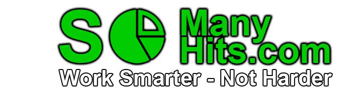 so many hits logo