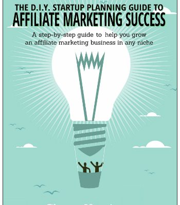 ebook cover, diy affiliate business