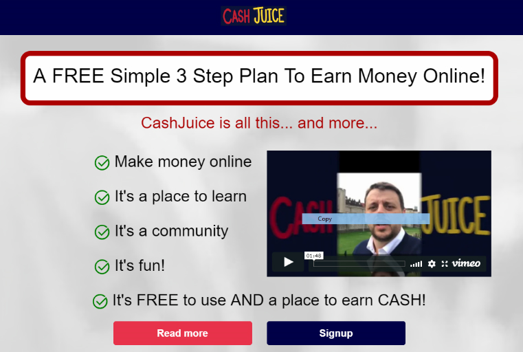 cashjuice, cashjuice review