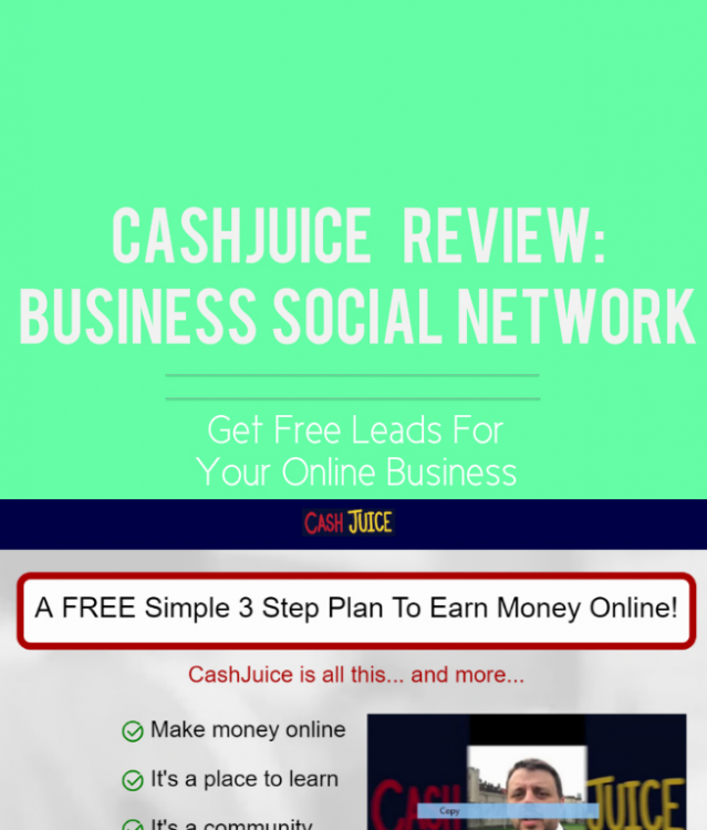 cashjuice review, cashjuice review blog post image