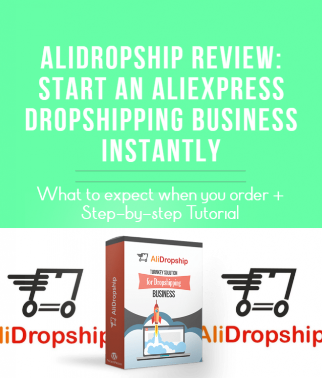 alidropship blog post, blog post image, featured image
