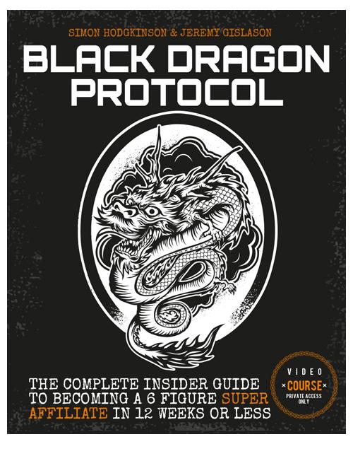 Commission Gorilla Black Dragon Protocol