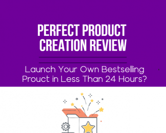 perfect product creation review blog post featured image