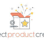 perfect product creation logo