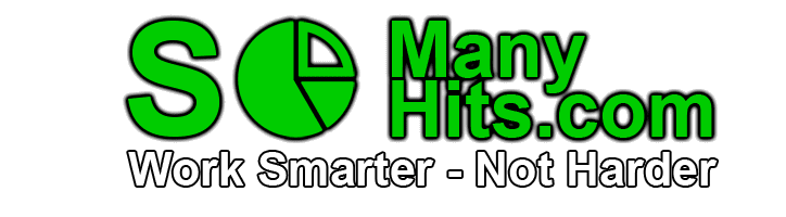 so many hits logo