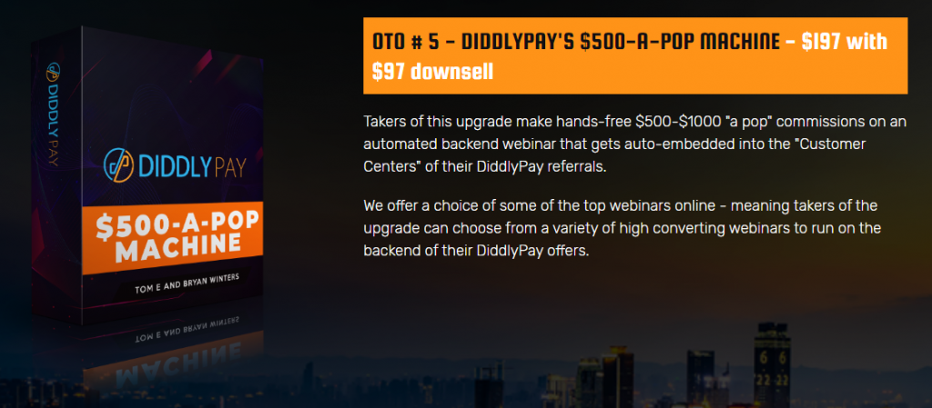 diddly pay pro oto5